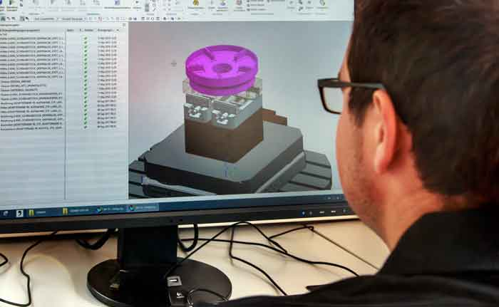 CAD CAM Nx10 Siemens Software